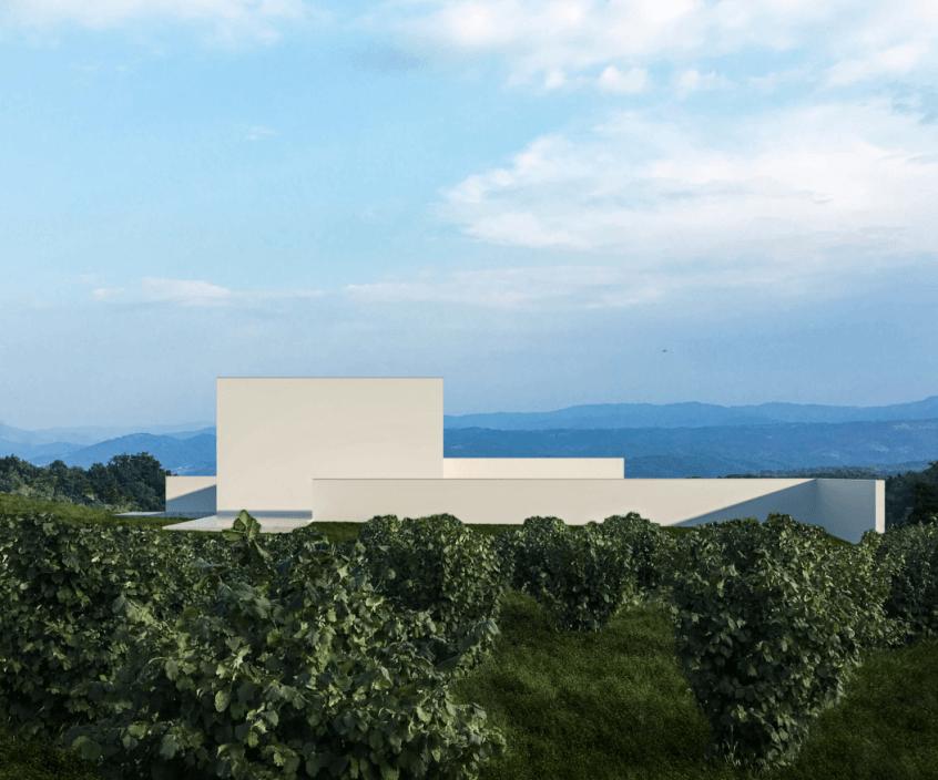 Aleksandar Gušić Arhitektura - Kuća za odmor