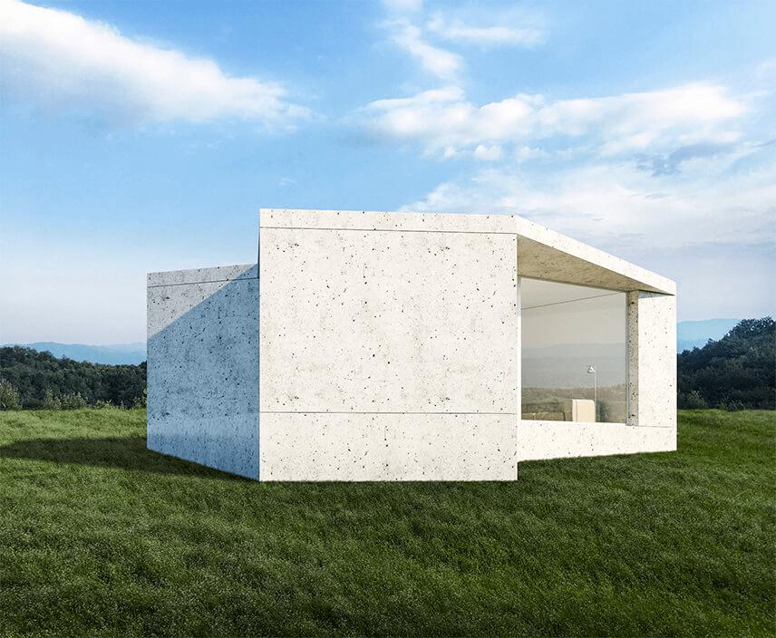 Aleksandar Gušić Architecture - Morris Judd House - Exteriror