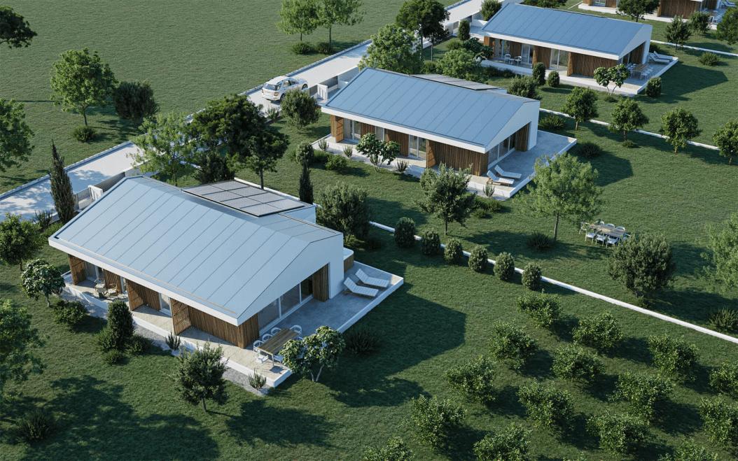 Aleksandar Gušić Architecture - Avala Park